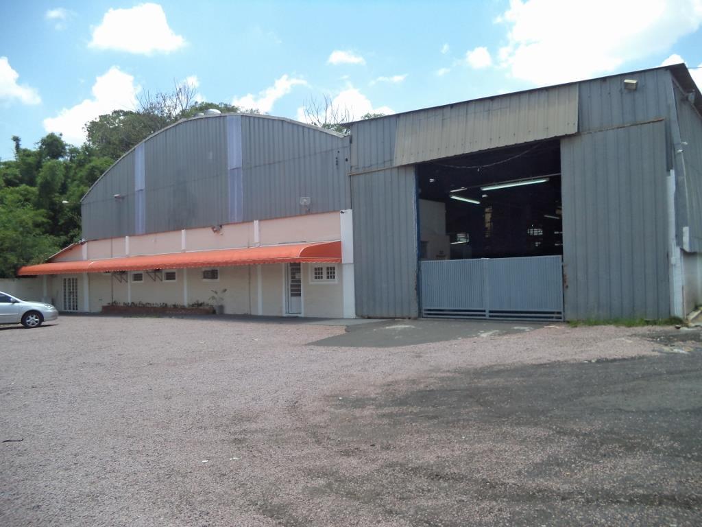 Galpão industrial para locação, Capuava, Valinhos.