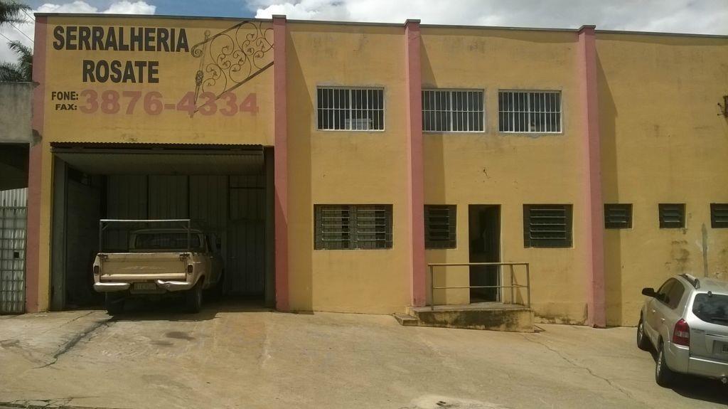 Galpão comercial à venda, Bairro Nova Vinhedo, Vinhedo - GA0003.
