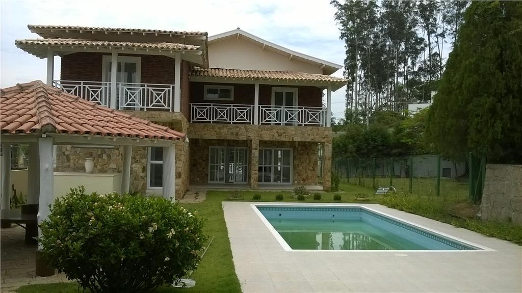Casa residencial para venda e locação, Condomínio Marambaia, Vinhedo.