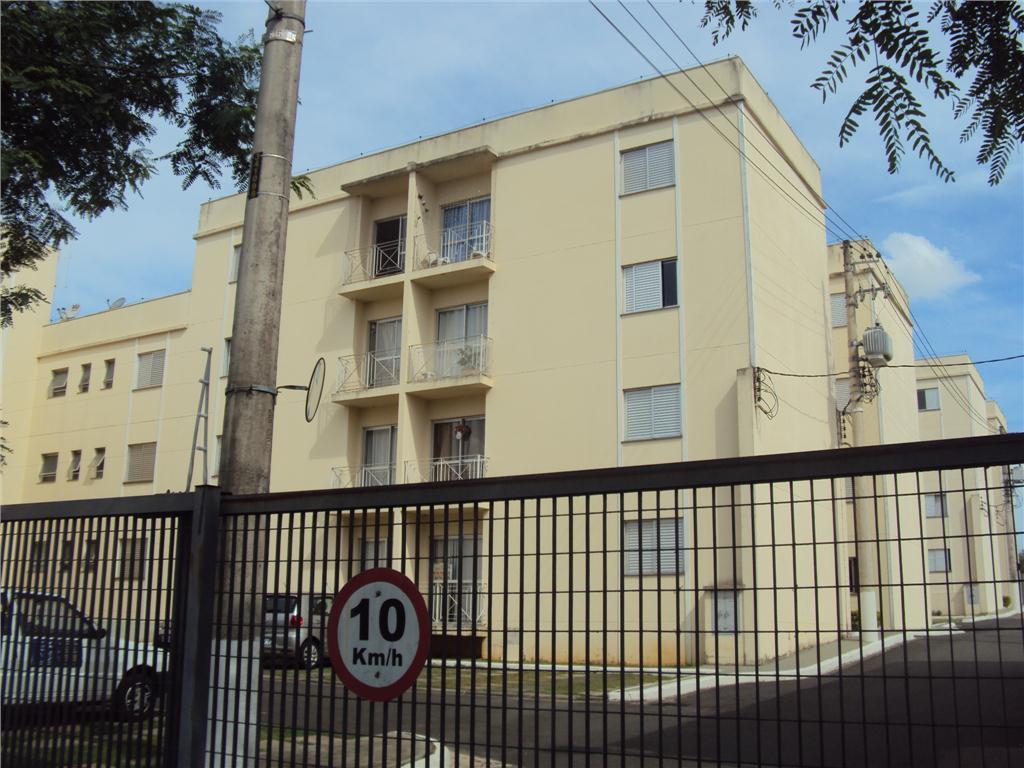 Apartamento residencial à venda, Condomínio Principado de Louveira, Louveira.