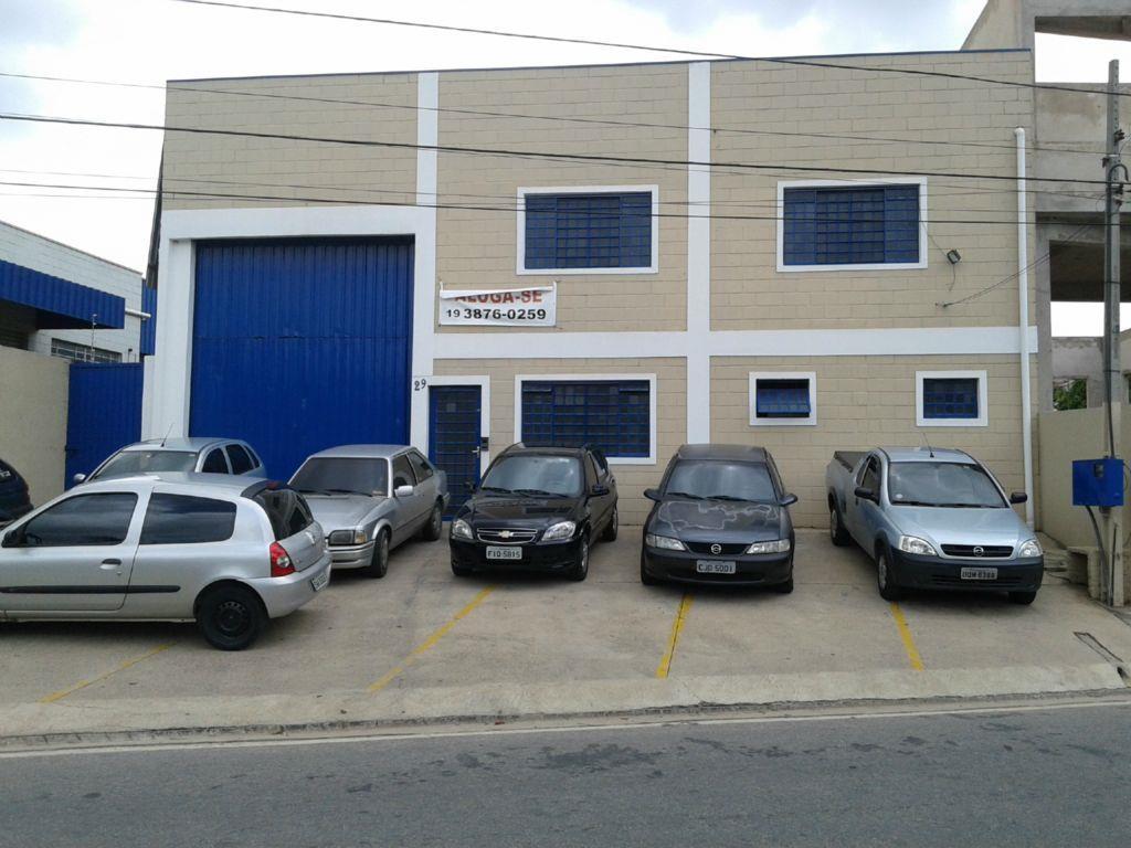 Galpão  comercial e industrial para locação, Vila Santana, Vinhedo.