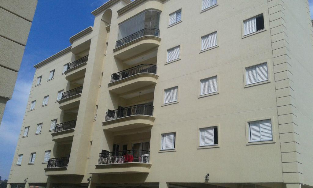 Apartamento residencial à venda, Jardim São Matheus, Vinhedo.