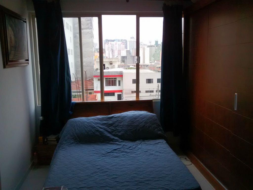 Kitnet de 1 dormitório em Bela Vista, São Paulo - SP