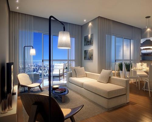 Apartamento Duplex de 2 dormitórios em Pinheiros, São Paulo - SP