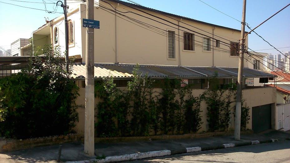 Sobrado de 4 dormitórios em Chácara Inglesa, São Paulo - SP
