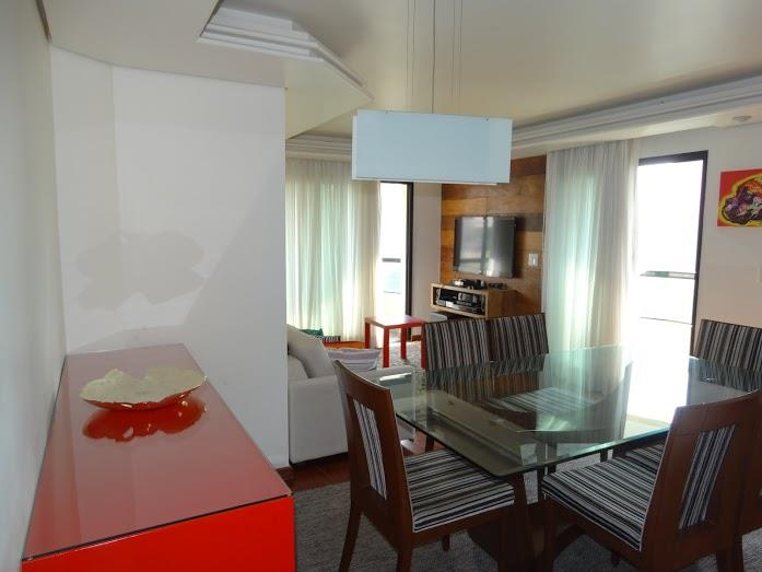 Apartamento de 3 dormitórios em Chácara Klabin, São Paulo - SP