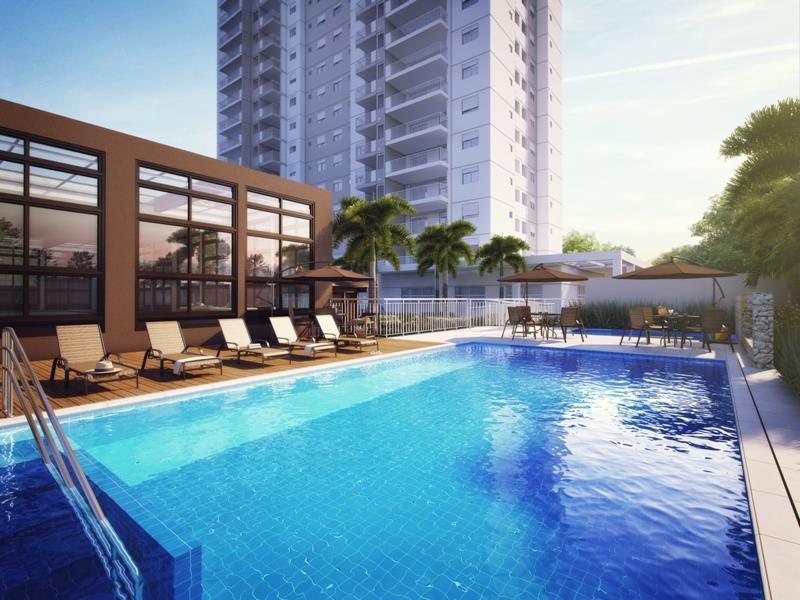 Apartamento de 3 dormitórios em Chácara Inglesa, São Paulo - SP