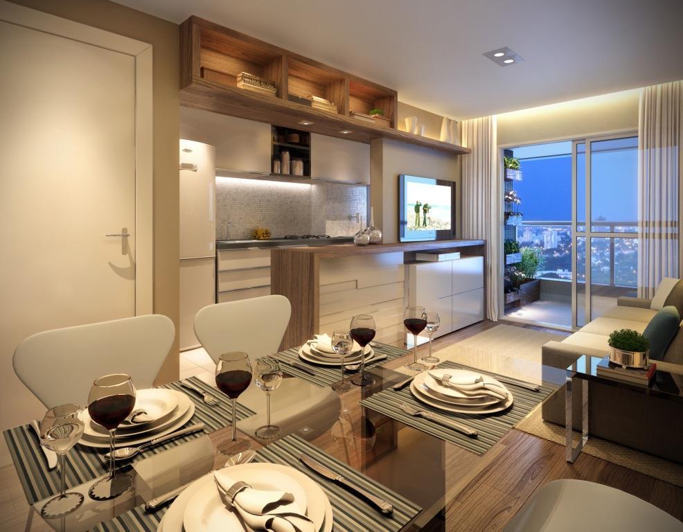 Modern Life Vila Mariana de 2 dormitórios em Vila Mariana, São Paulo - SP