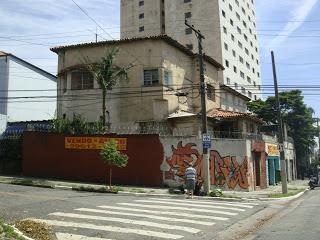 Sobrado em Aclimação, São Paulo - SP