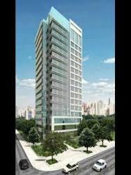 Moema - Platinum Tower de 1 dormitório em Moema, São Paulo - SP