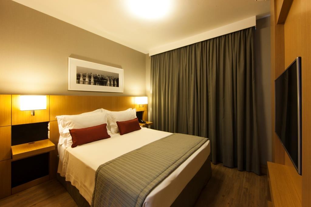 Olympia Residence de 1 a 2 dormitórios em Vila Olímpia, São Paulo - SP