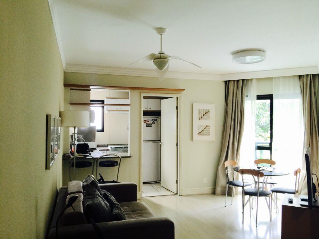 Flat de 2 dormitórios em Paraíso, São Paulo - SP