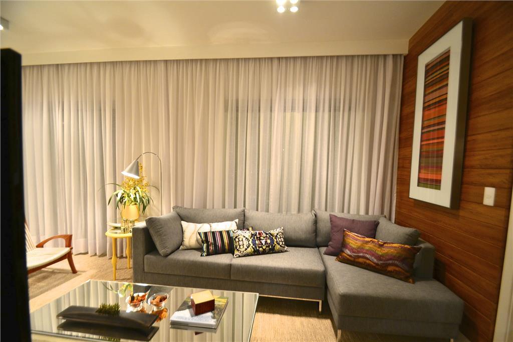 Apartamento de 3 dormitórios em Cidade Monções, São Paulo - SP