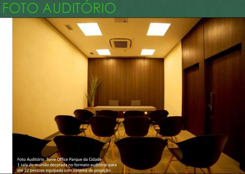 Sala em Brooklin, São Paulo - SP