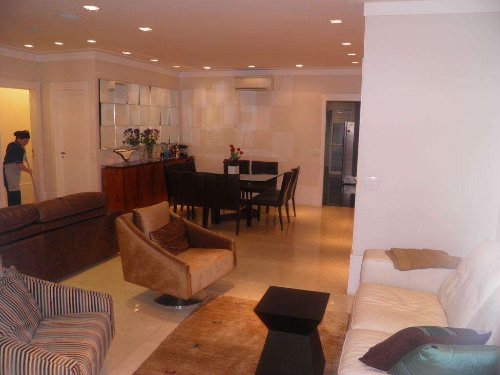 Apartamento de 4 dormitórios em Morumbi, São Paulo - SP