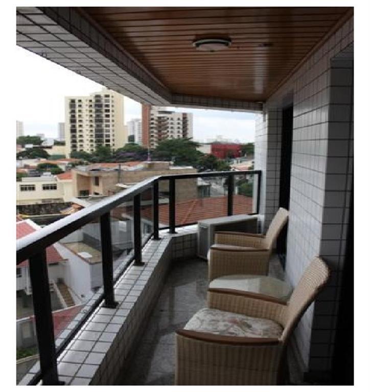 Apartamento de 4 dormitórios à venda em Bosque Da Saúde, São Paulo - SP