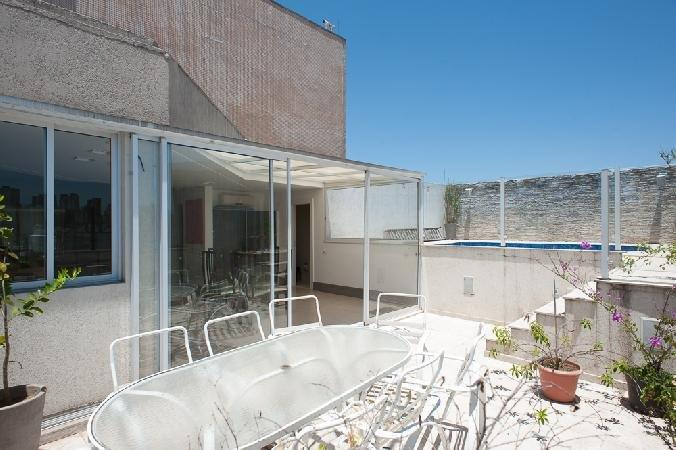 Cobertura de 5 dormitórios em Chácara Klabin, São Paulo - SP