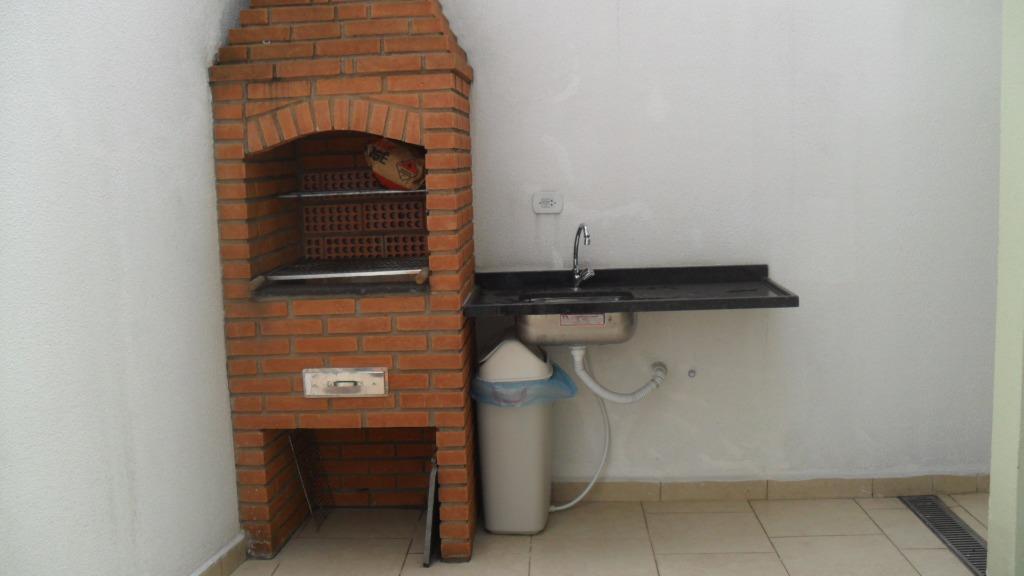 Casa Sobrado à venda, Vila Santa Clara, São Paulo
