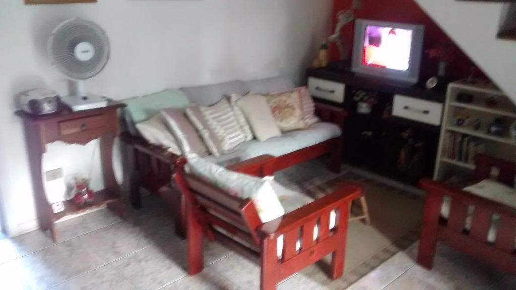 Casa Sobrado à venda, Conjunto Habitacional águia De Haia, São Paulo
