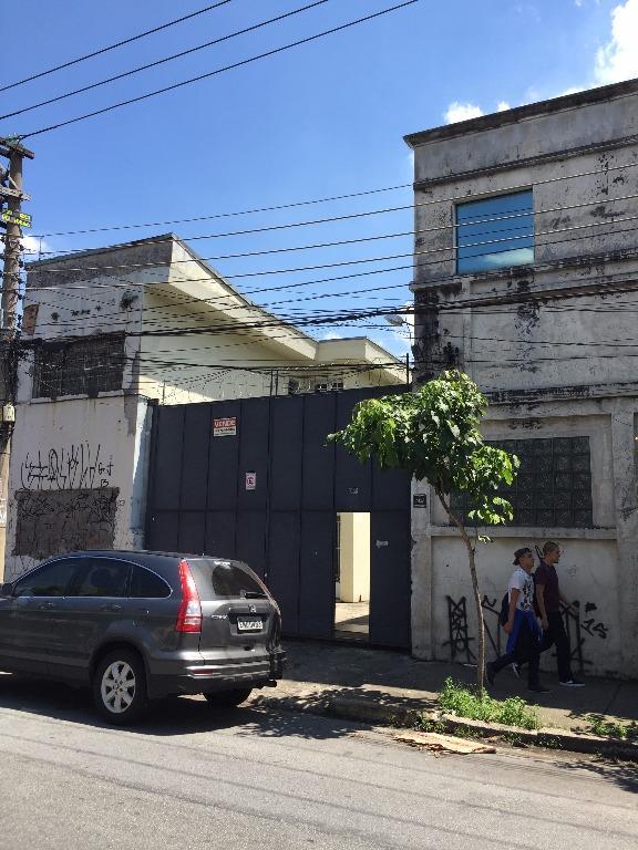 Barracão para Locação - Moóca