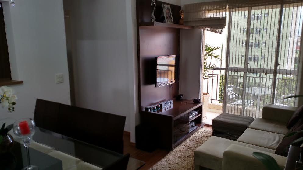Apartamento residencial à venda, Freguesia do Ó, São Paulo - AP0594.