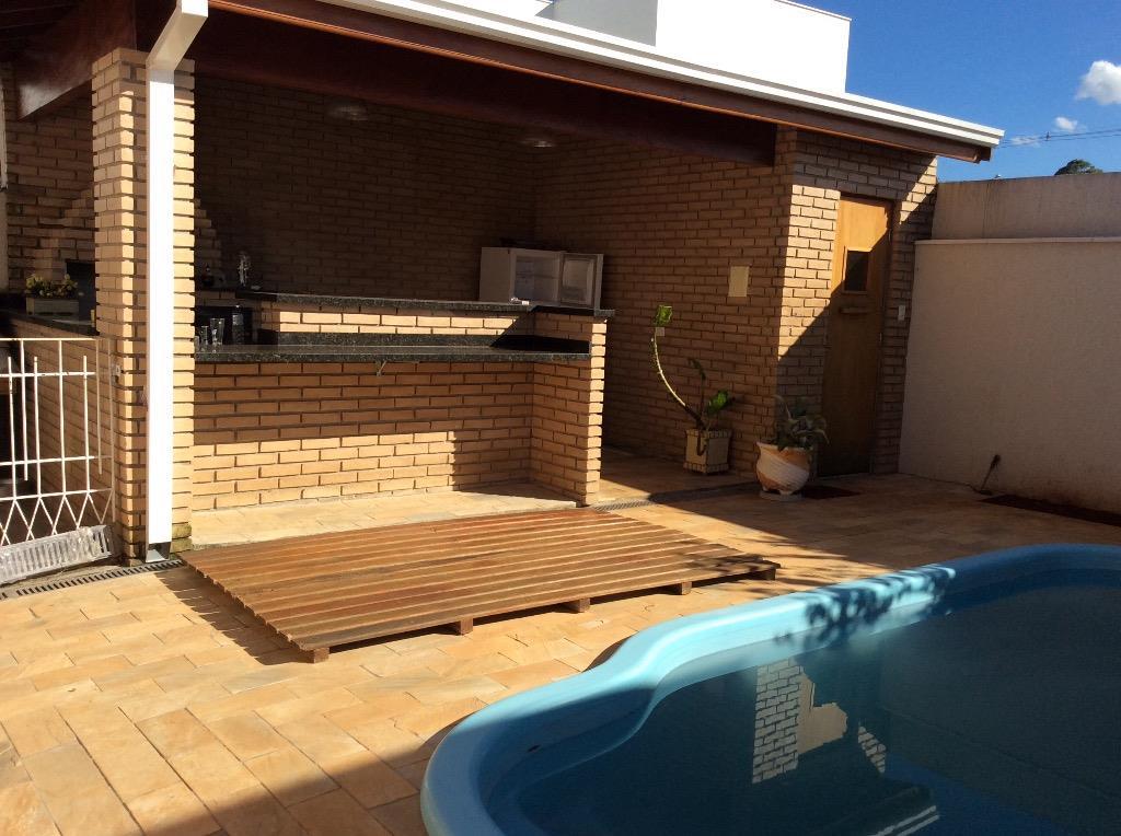 Casa residencial para locação, Condomínio Residencial Sunset Village, Bragança Paulista - CA0449.