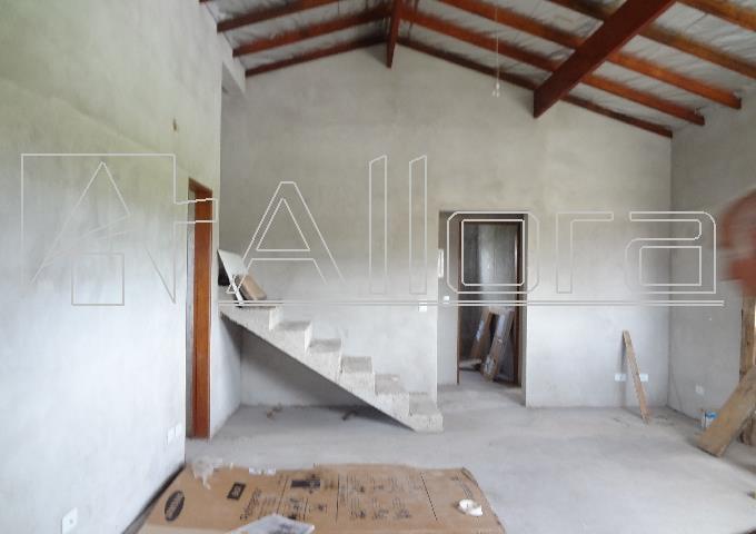 Sobrado em construção à venda, Estância Parque de Atibaia, Atibaia.