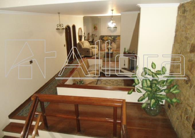 Sobrado com 3 dormitórios à venda, 398 m² por R$ 1.400.000,00 - Vila Rosália - Guarulhos/SP