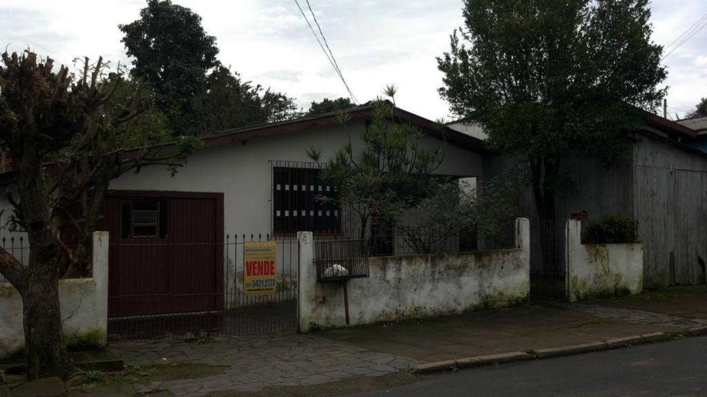 Casa residencial à venda, Santa Fé, Gravataí.