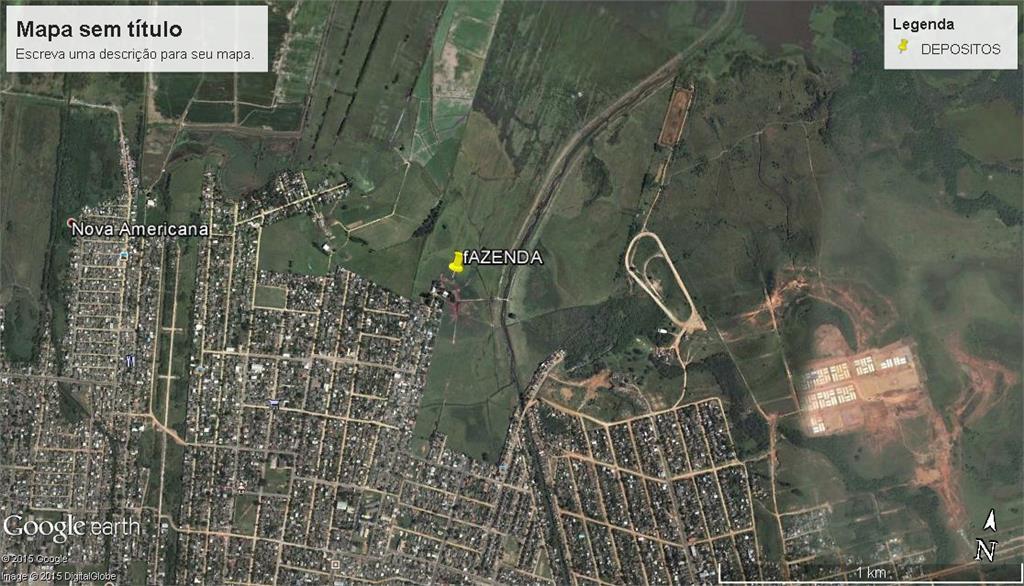 Área residencial à venda, Maria Regina, Alvorada.