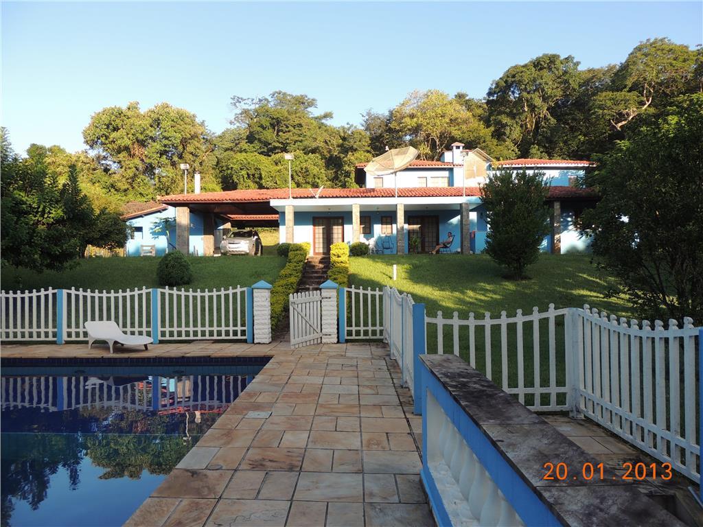 Sítio rural alto padrão à venda, Parque Rio Abaixo, Atibaia.