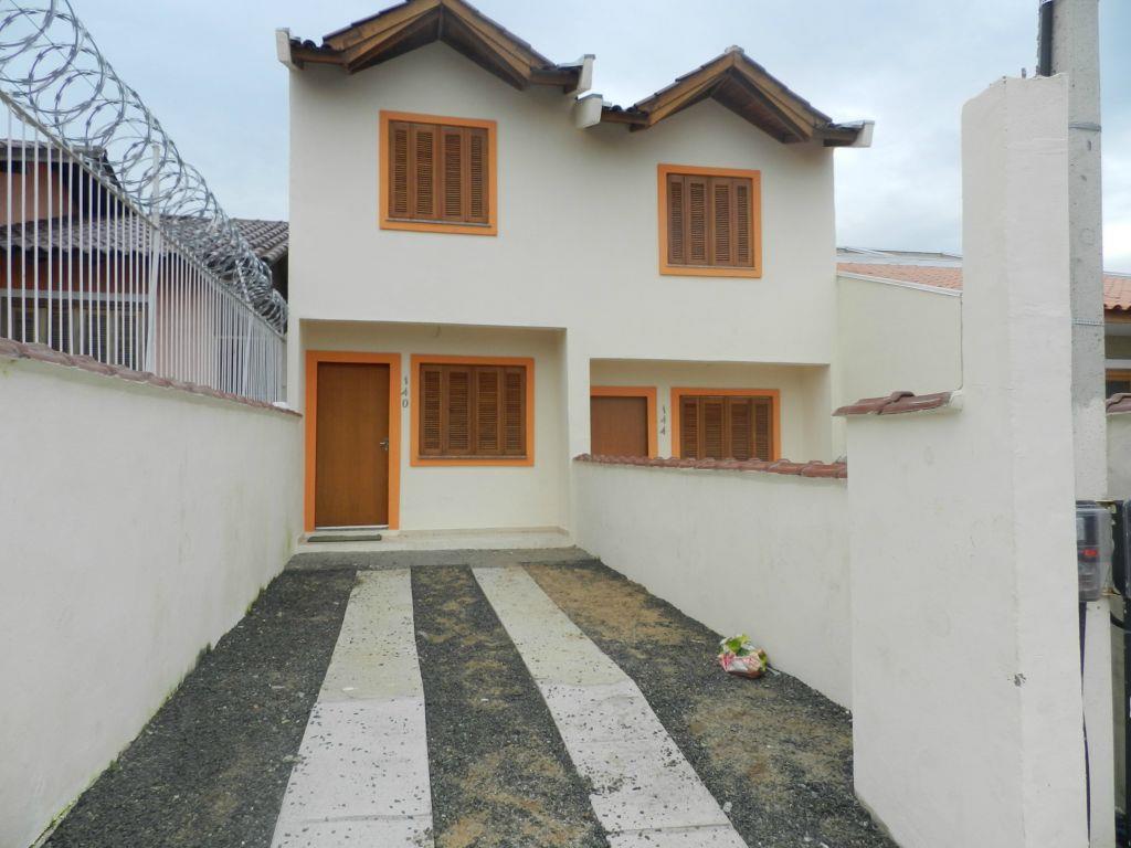 Sobrado residencial à venda, Porto Verde, Alvorada - CA0012.