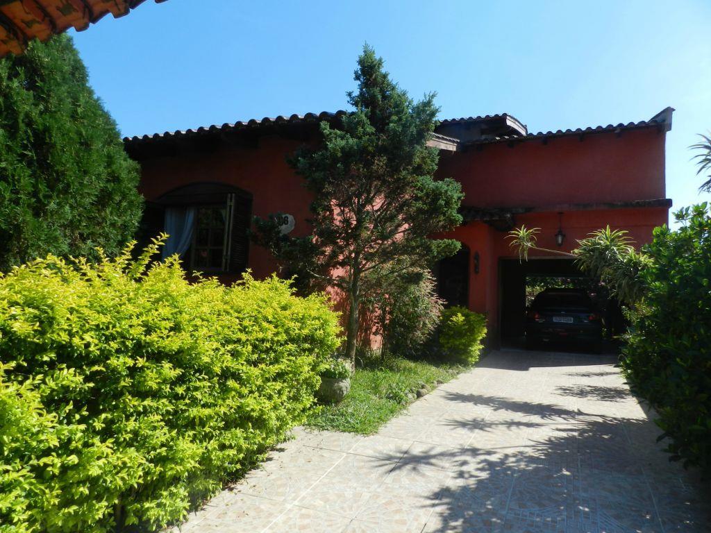 Casa residencial à venda, Jardim Krahe, Viamão - CA0032.