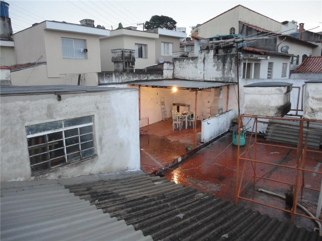 Casa Padrão à venda, Vila Lageado, São Paulo