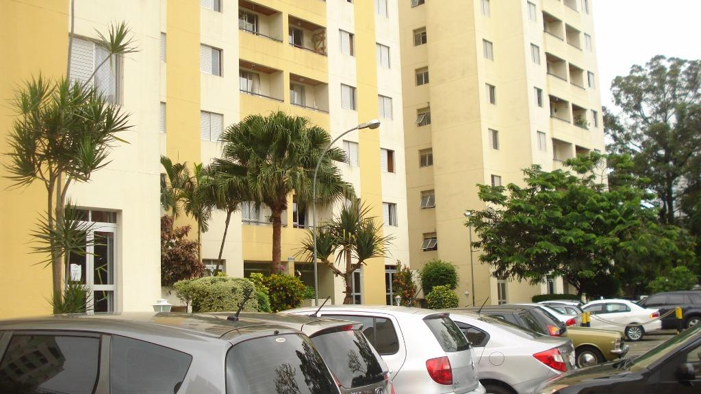 Apartamento Padrão à venda, Parque Continental, São Paulo