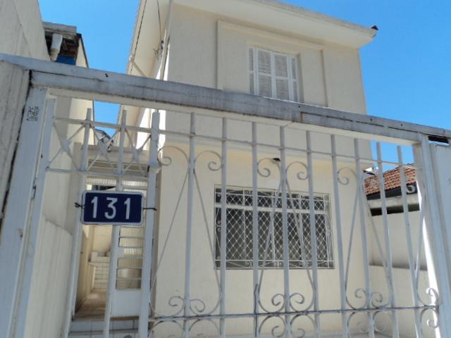 Casa Sobrado à venda, Vila Firmiano Pinto, São Paulo