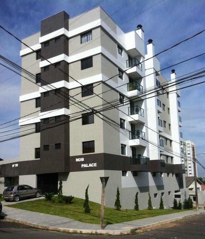 Apartamento residencial à venda, Orfãs, Ponta Grossa.