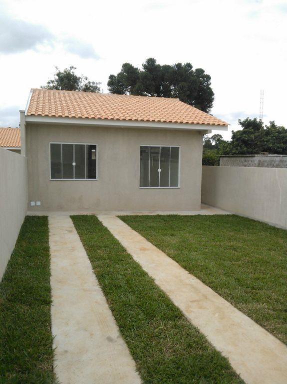 Casa residencial à venda, Uvaranas, Ponta Grossa.