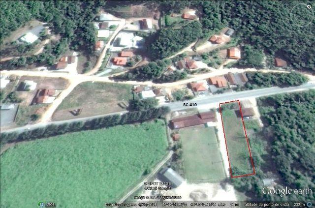 Excelente Terreno em São João Batista 1.698,00 m²