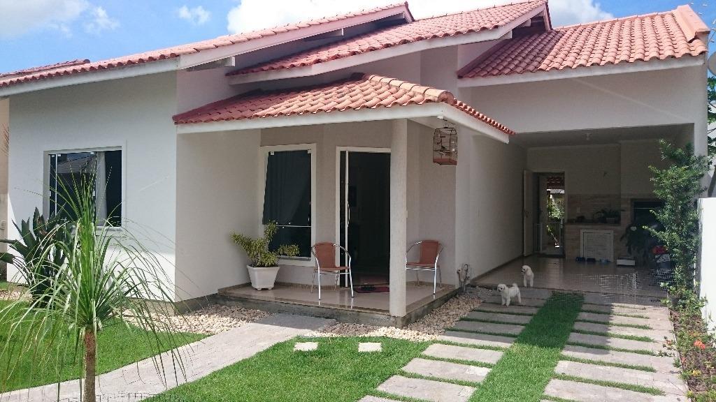 Casa com 2 dormitórios à venda, 114 m² por R$ 370.000,00 - Mata Atlântica - Tijucas/SC