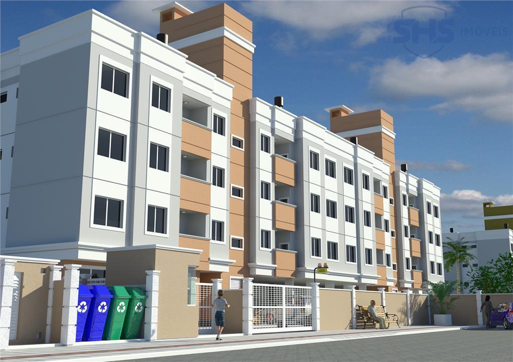 Apartamento residencial à venda, XV de Novembro, Tijucas.