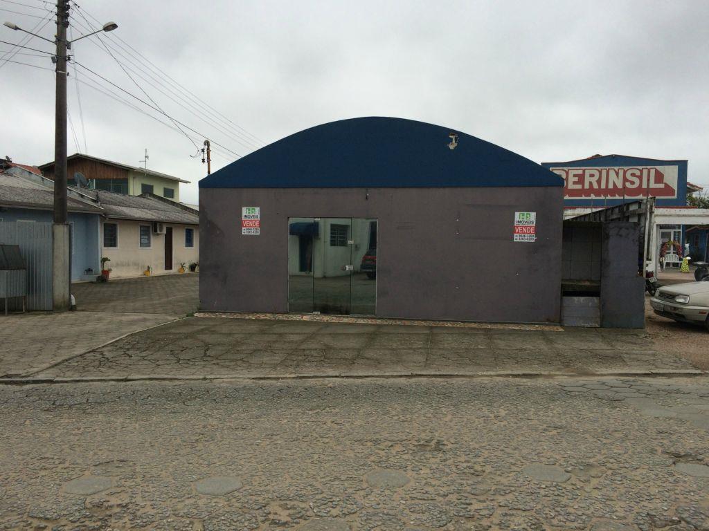 Sala comercial, na avenida geral de Tijucas, 100M²