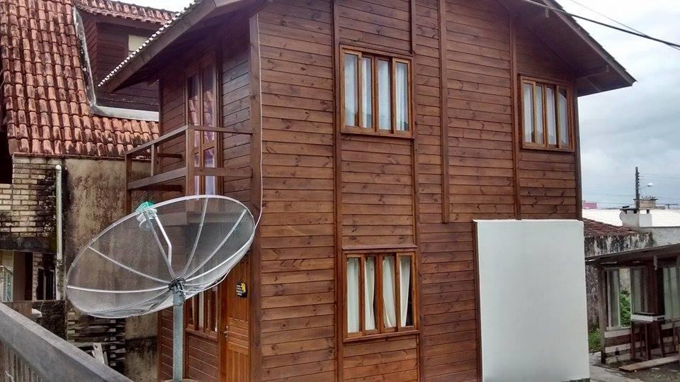 Casa  residencial para locação, Alto Perequê, Porto Belo.