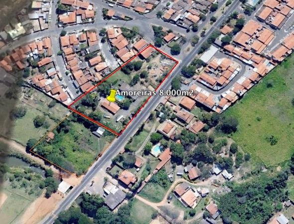 Área à venda em Vila Mimosa, Campinas - SP