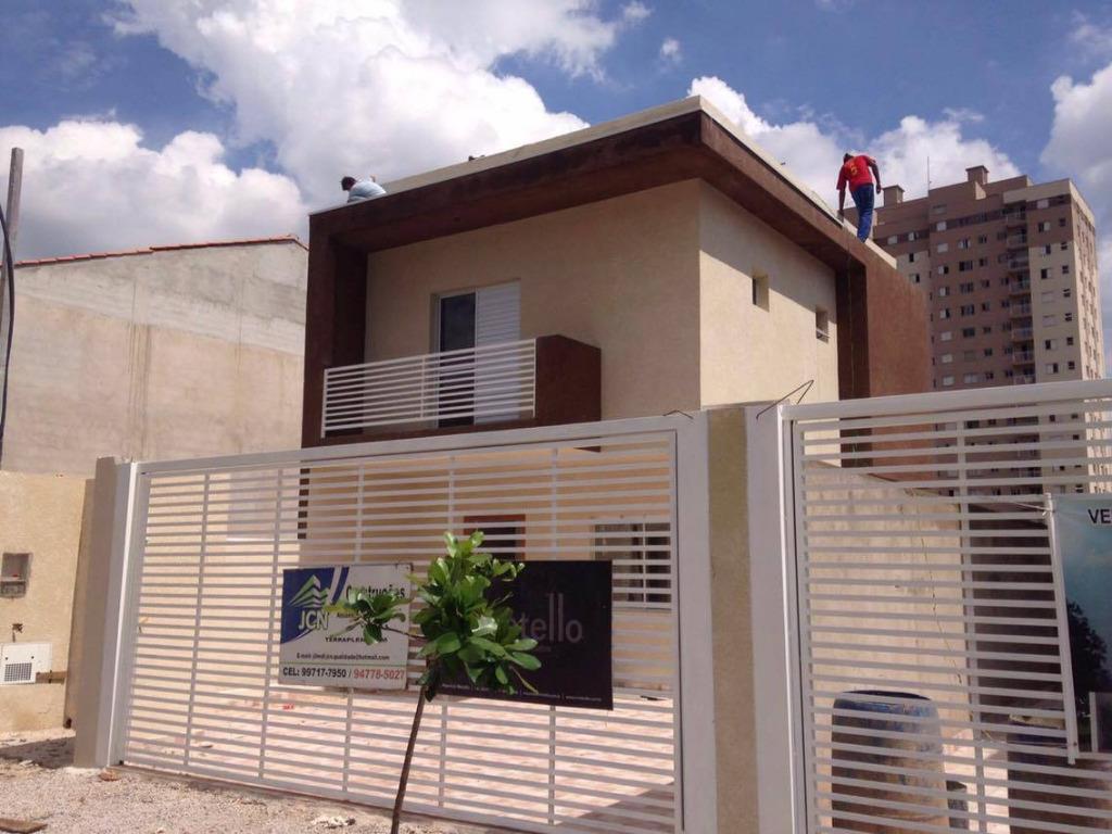 Casa de 2 dormitórios à venda em Portais (Polvilho), Cajamar - SP