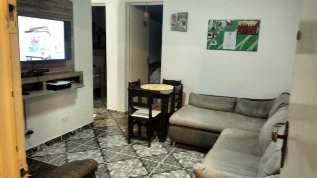 Apartamento de 2 dormitórios à venda em Colina Maria Luíza (Jordanésia), Cajamar - SP