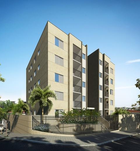 Apartamento de 2 dormitórios em I.a.p.i., Osasco - SP