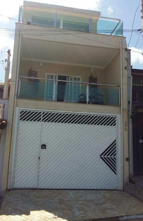 Casa de 2 dormitórios em Altos De Jordanésia (Jordanésia), Cajamar - SP