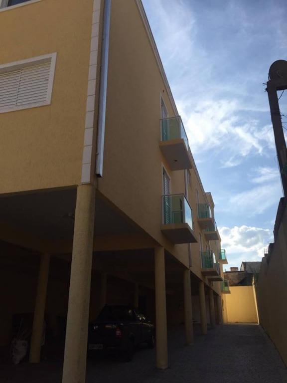 Apartamento de 2 dormitórios à venda em Jardins (Polvilho), Cajamar - SP