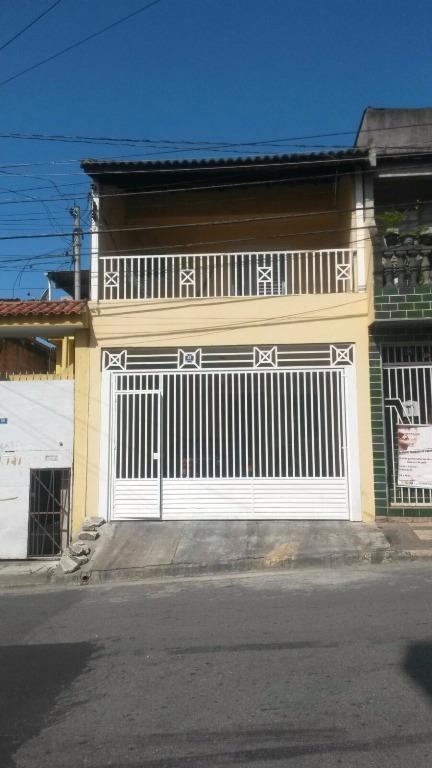 Casa de 4 dormitórios em Jardim Presidente Dutra, Guarulhos - SP
